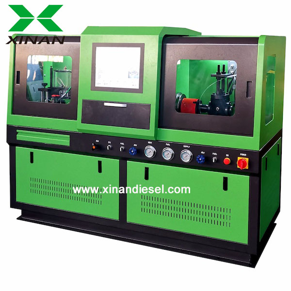 CR966 common rail injector test bench with HEUI EUI EUP