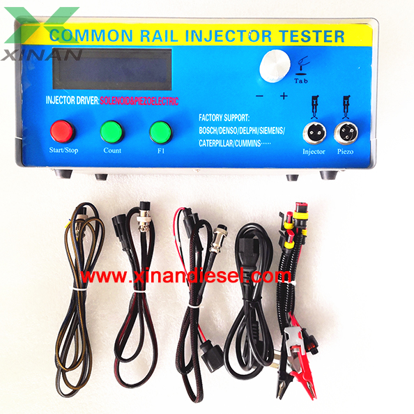 New CR1000 common rail injector tester simulator