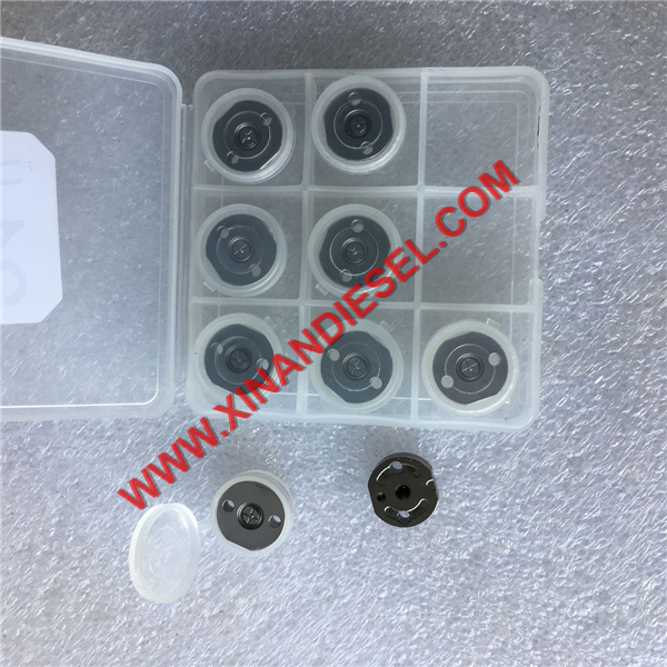 Denso injector valve plate