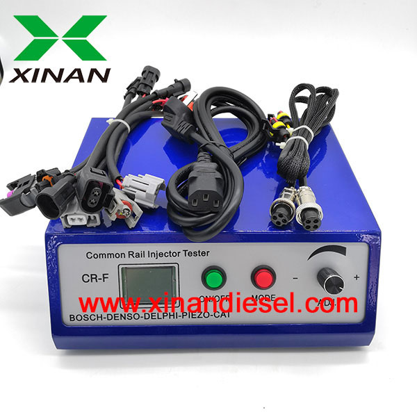 New Arrival CR-F common rail injector tester simulator