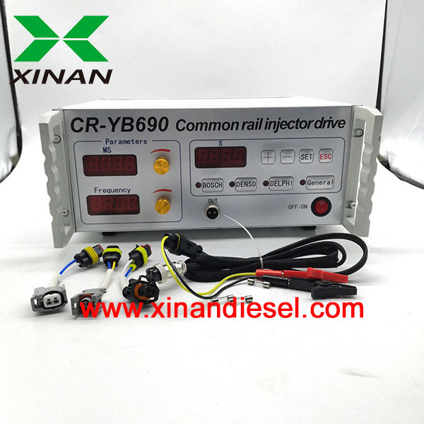 CR-YB690 common rail injector tester simulator