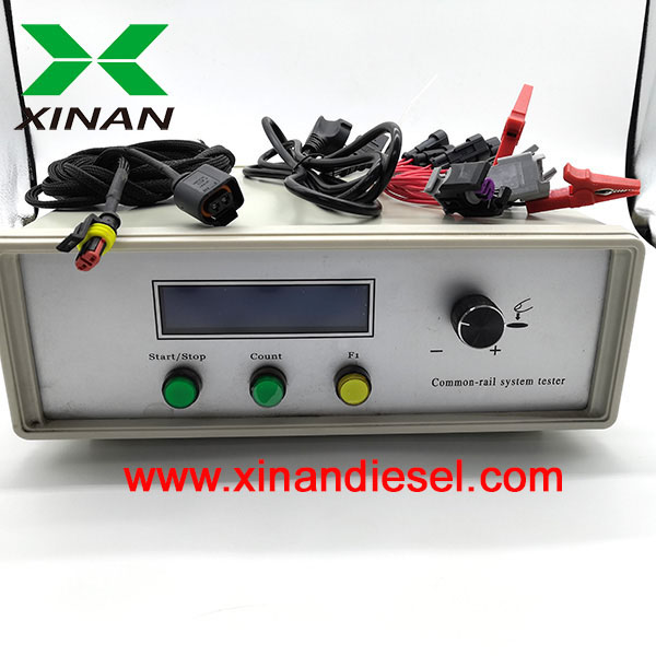 CR1000 common rail injector tester simulator