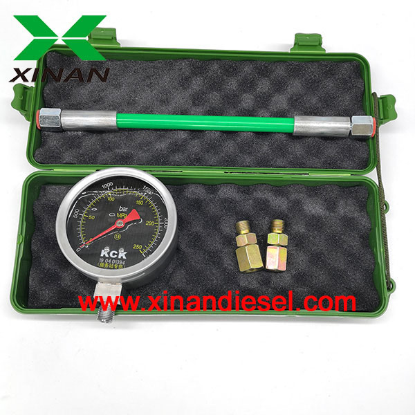 CR high pressure oil testing tools